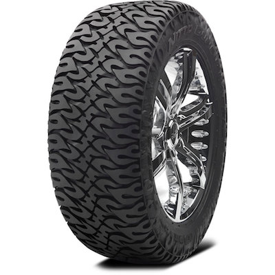 Tyre NITTO DUNE GRAPPLER XL FR 285/45R22LT 114T  TL