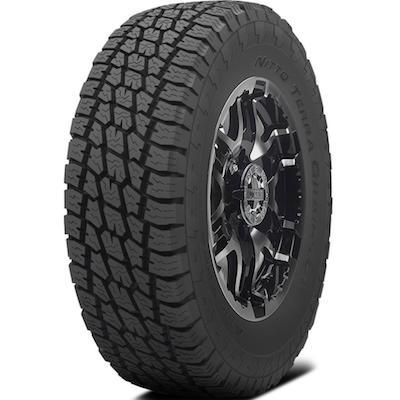 Nitto Terra Grappler Tyres 305/55R20LT 121S