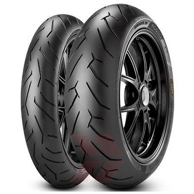 Pirelli Diablo Rosso 2 Tyres 110/70ZR17M/C 54W