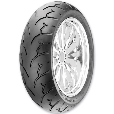 Pirelli Night Dragon Tyres 120/70B21M/C 68H