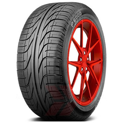 Pirelli P 6000 Powergy Tyres 215/45R17 91Y