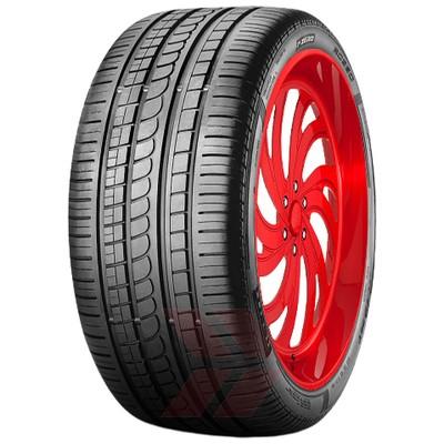 Pirelli Pzero Rosso Asimmetrico Tyres 255/50R19 103W