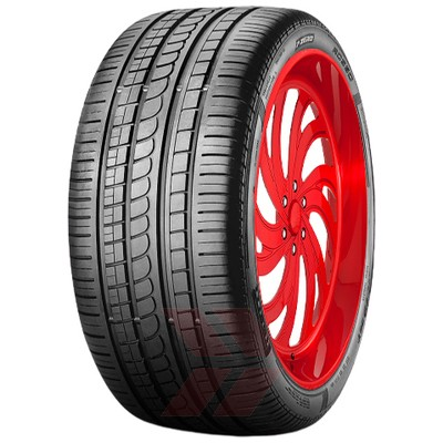 Pirelli Pzero Rosso Asimmetrico Tyres 225/45ZR17 (91Y)