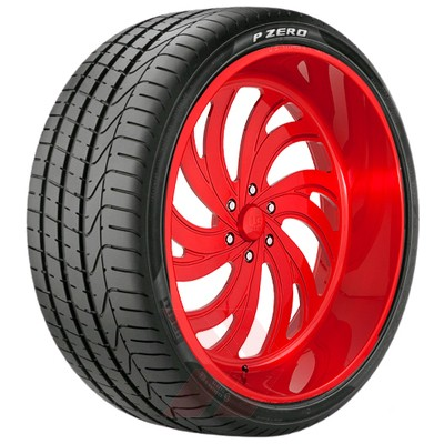 Pirelli Pzero Silver Tyres 245/40ZR19 (98Y)