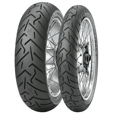 Pirelli Scorpion Trail 2 Tyres 190/55ZR17M/C (75W)