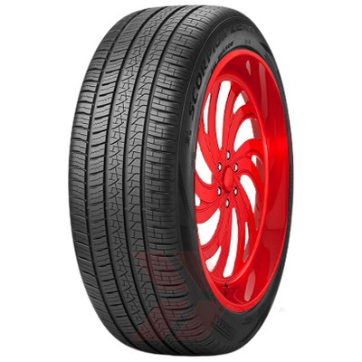 Pirelli Scorpion Zero As Tyres 265/40ZR22 106Y
