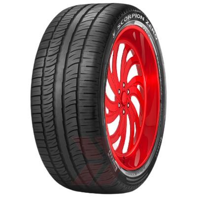 Tyre PIRELLI SCORPION ZERO ASIMMETRICO XL M+S E 285/35ZR24 108W  TL