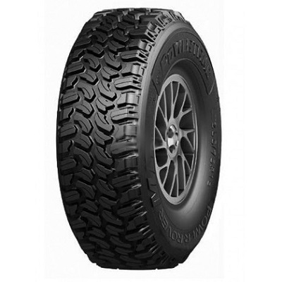 Powertrac Power Rover Mt Tyres LT33X12.50R15 108Q