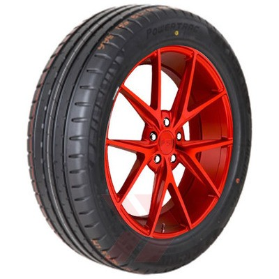 Powertrac Racing Pro Tyres 245/45ZR17 99W