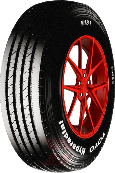 Toyo M 131 Tyres 7.00R16C 117L TT