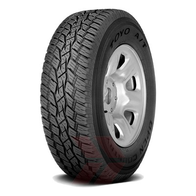 Toyo Open Country At Tyres 255/75R17 113S