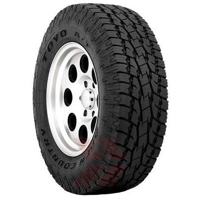 Toyo Open Country At2 Tyres 255/65R17 119S