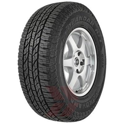 Tyre YOKOHAMA GEOLANDAR G015 OWL 245/75R17 121S